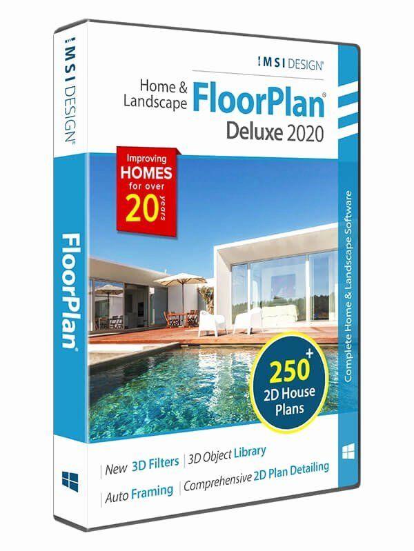 2d Home Design Software Free Download For Windows 7 Unique Floorplan 2020 Home Landscape Deluxe Turboca Home Design Software Free Home Design Software Design