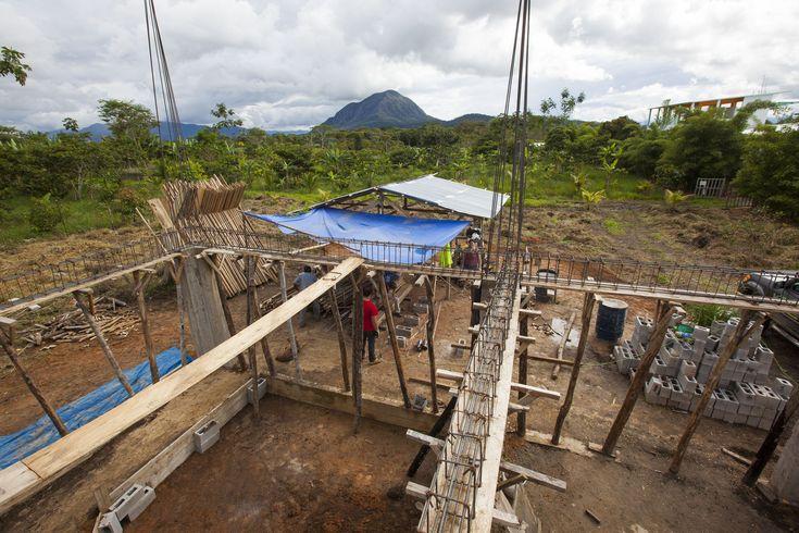 Galería de Perú: ONG construye prototipo de vivienda sostenible centrado en la recolección de las aguas-lluvia - 10