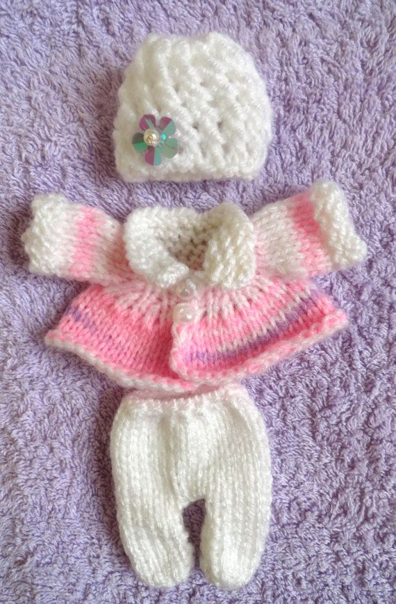 Check out this item in my Etsy shop https://www.etsy.com/listing/216268484/hand-knitted-dolls-clothes-for-35-4-ooak