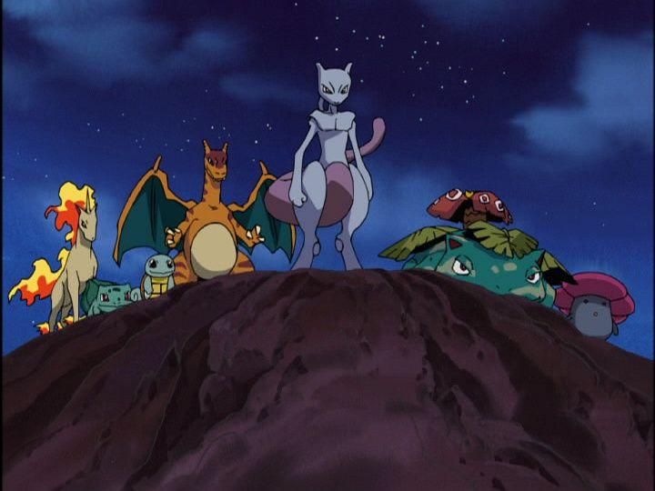 Pokemon Special Movie Mewtwo Returns Pokemon Mewtwo Pokemon Special Pokemon