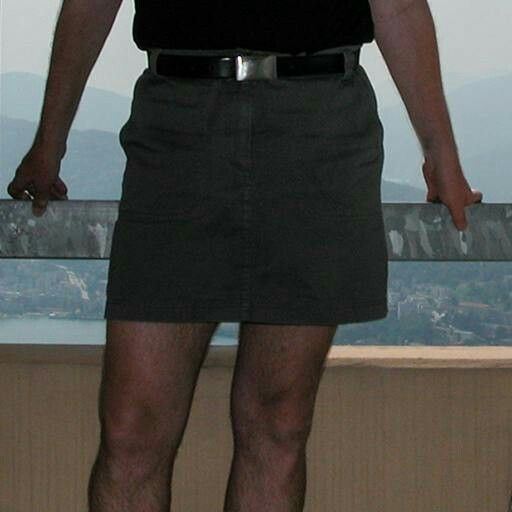 Mini Skirts For Men 87