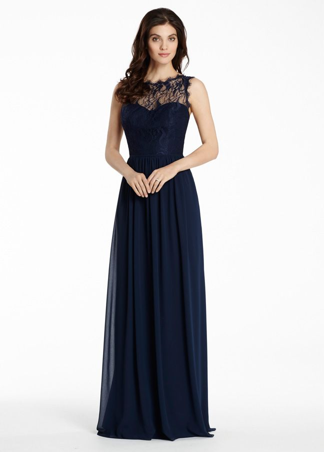 Bridesmaids and Special Occasion Dresses by Jim Hjelm Occasions - Style jh5566
