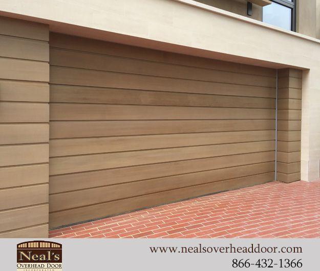 Neals Overhead Door Garage Garage Doors Garage Modern