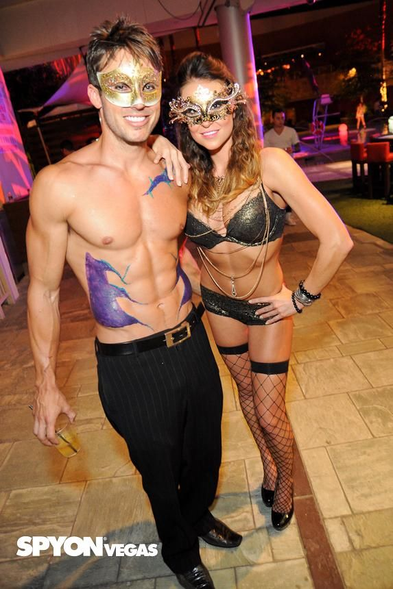 Picture from Midsummer Lingerie Masquerade   Palms Pool and Bungalows in Las  Vegas  fc4b1b459
