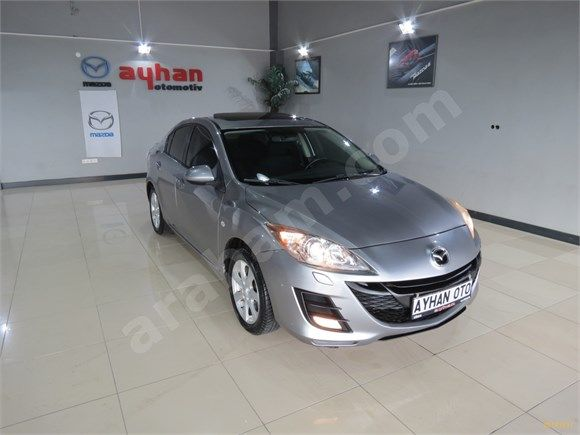 Galeriden Mazda 3 1.6 Impressive 2011 Model DüzceGaleriden Mazda 3 1.6 Impressive 2011 Model Düzce 148.352 km Gri - 8141457 | Arabam.com