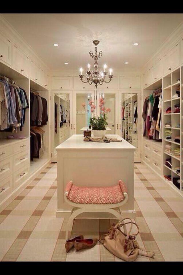 My dream closet!