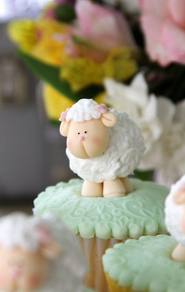 Chá de Bebê | Ovelhinhas | Vestida de Mãe | Blog sobre Gravidez, Maternidade e Bebês por Fernanda Floret