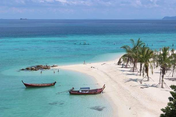 """The """"Maldives of Thailand"""" Koh Lipe is a tropical island paradise of powdery white sand beaches and crystal clear..."""