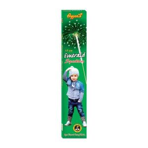 15 cm Sparklers Online Shopping. We offer a wide variety of Fireworks. Purchase Firecrackers online from Ayyan Fireworks at Best price in Bangalore.  http://www.ayyanonline.com/dazzling-light/sparklers/15cm-emerald-sparklers