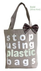 F*@K Plastic ~ green shopping bags- I wonder if people will get it?!: Shopping Bags, Sustainability School, Fabric Bows, F K Plastic