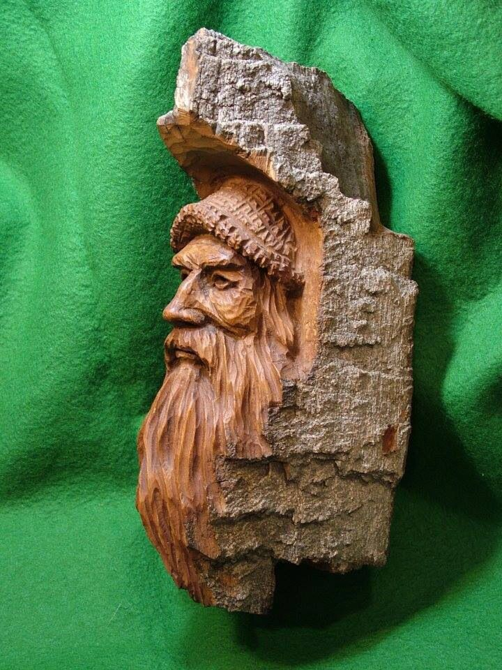 Best sculture images on pinterest tree carving