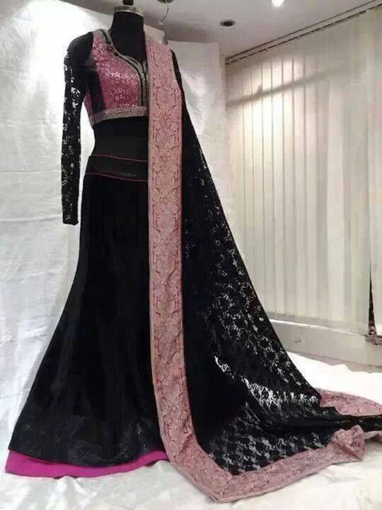 Net with banarasi