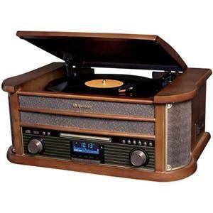 Tourne-disque USB Roadstar - platine vinyle, avis et prix pas cher - Cdiscount