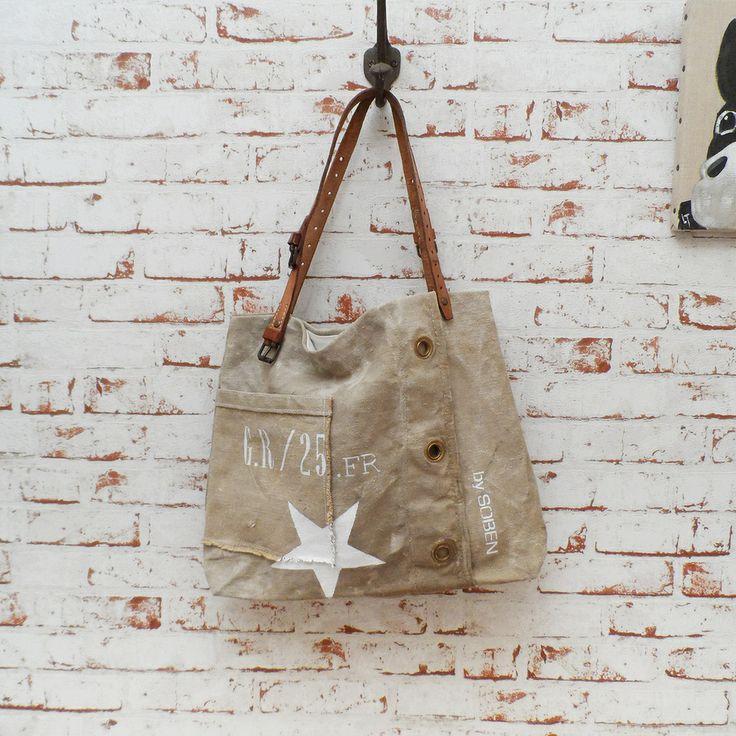 Vintage bags from soben - love!