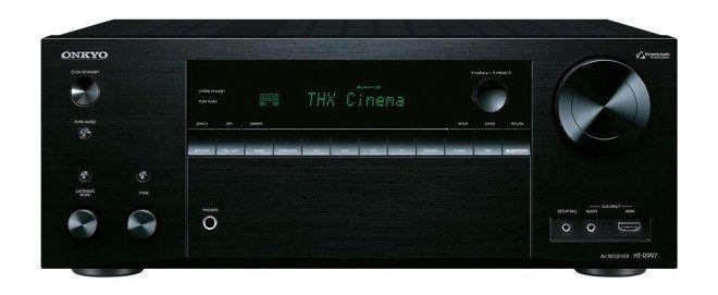 Onkyo HT-S9800THX 7.1 Dolby Atmos Home Cinema System with Chromecasts