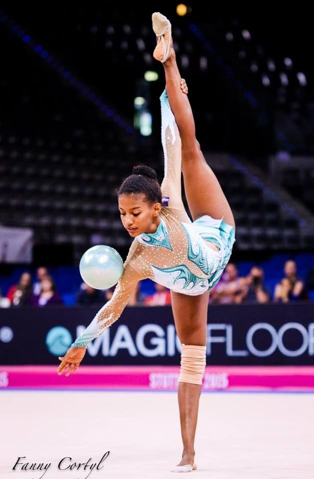 Elyane Boal (Cap Vert), World Championships (Stuttgart) 2015