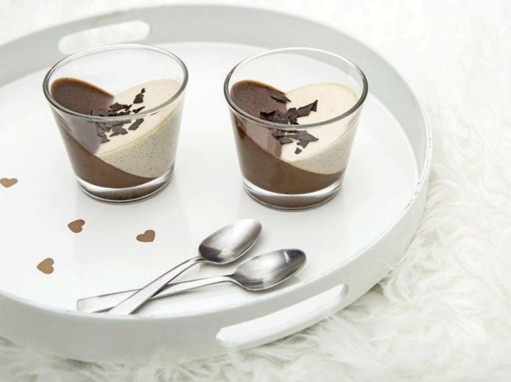 DIY-Anleitung: Vanille-Nuss-Schichtdessert in Schieflage zubereiten via DaWanda.com
