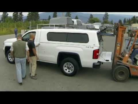 How To Install A Truck Canopy