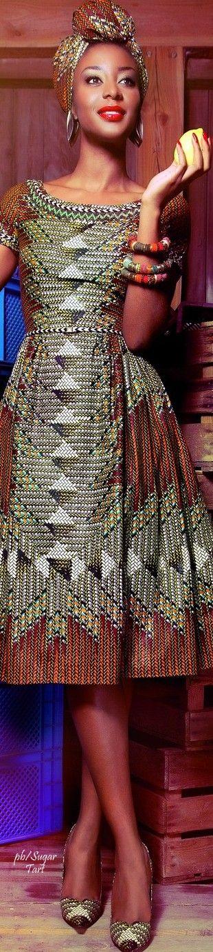 Lena Hoschek 2015 ~Latest African fashion, Ankara, kitenge, African women dresses, African prints, African men's fashion, Nigerian style, Ghanaian fashion ~DKK
