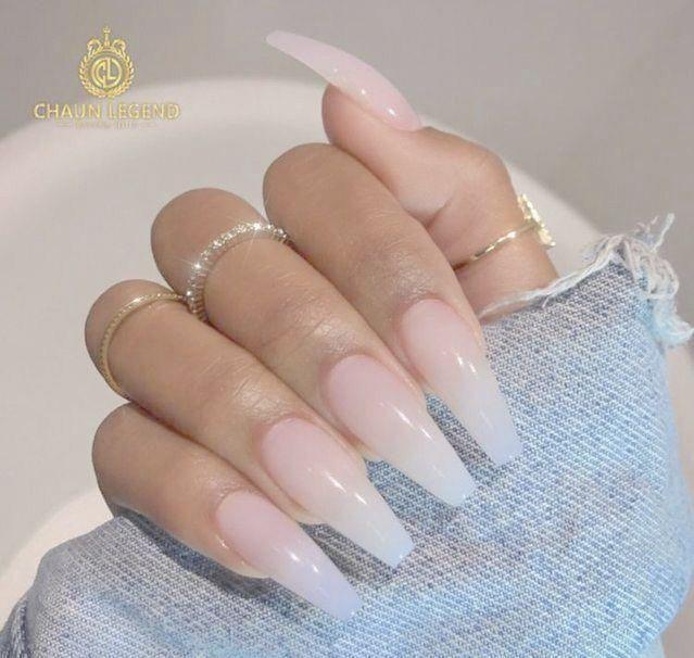 Sweet Lily Natural Nail Spa Salon De Unas Decoracion De Salon De Belleza Estilo De Salon