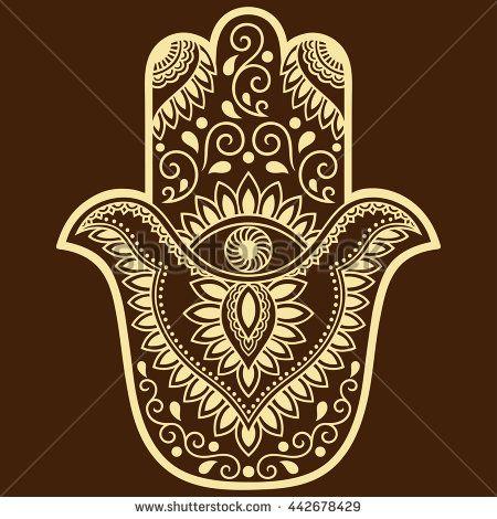 Hamsa Stock Vectors & Vector Clip Art | Shutterstock