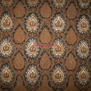 Tjokrosuharto collection. Batik Solo 'Bokor Kencono'