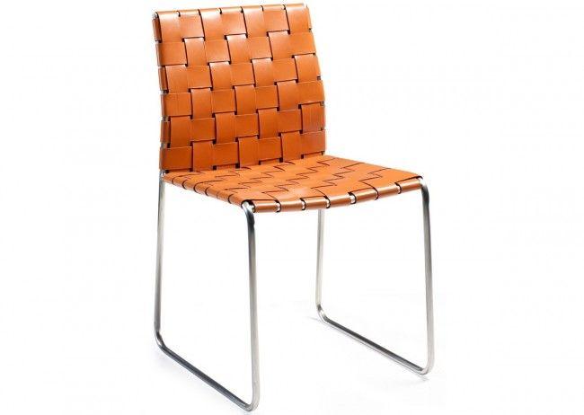 Dan-Form Bond Stol, orange