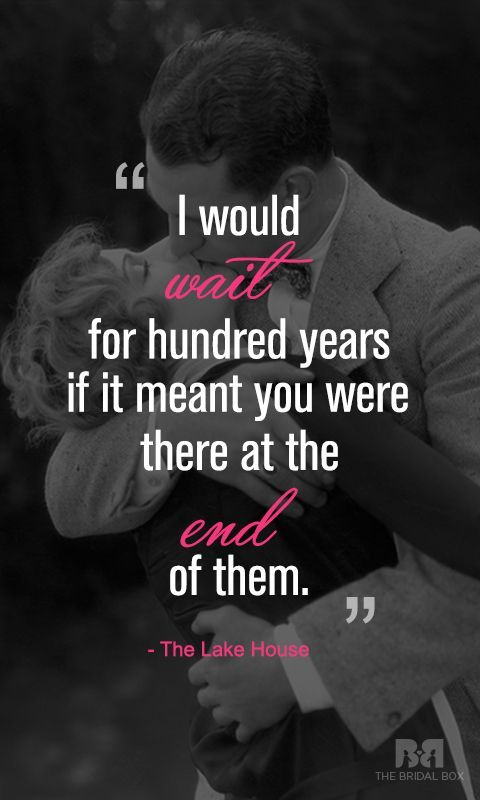 Rekindle the flames of love with these nine absolutely romantic one line love quotes for her from known Hollywood movies,… http://itz-my.com