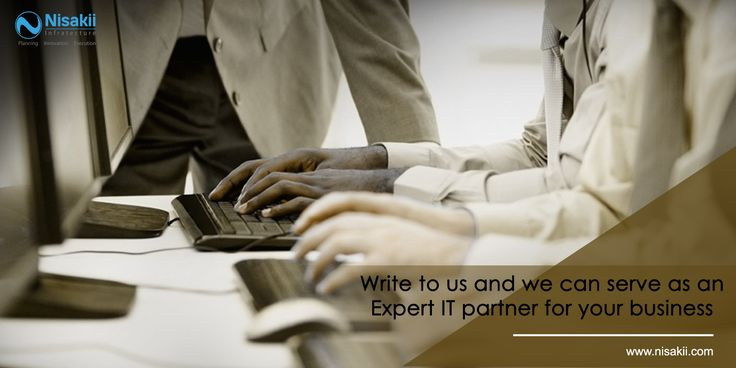 We at Nisakii Infratecture expertise in giving digital solutions to your business problem.