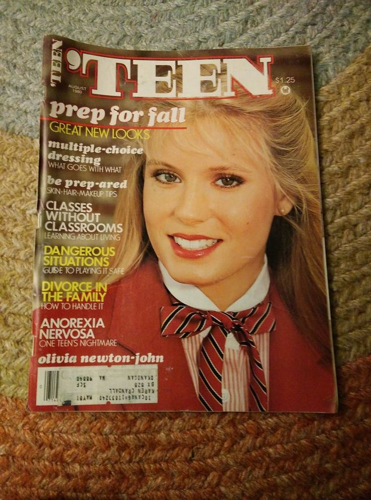 Teen Issues May 82