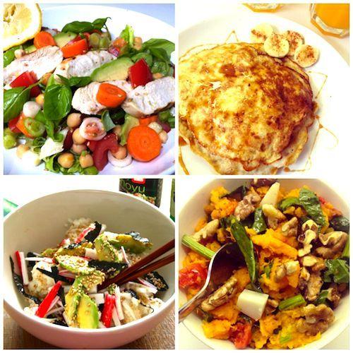 Skinny recepten van 2013! Skinny food, food, foodblog, healthy, salads, food pics, delicious food, easy.