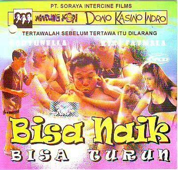 """Film """"Bisa Naik Bisa Turun"""" (1992)"""