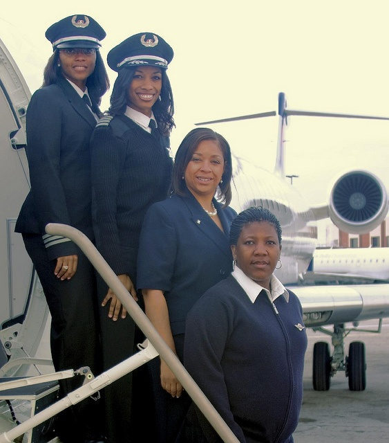 First African-American all woman crew!