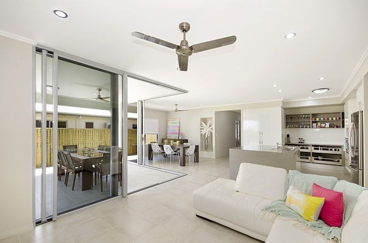 Bluewattle Display Home - Rasmussen - Courgar Homes | Townsville Builder | Cairns Builder