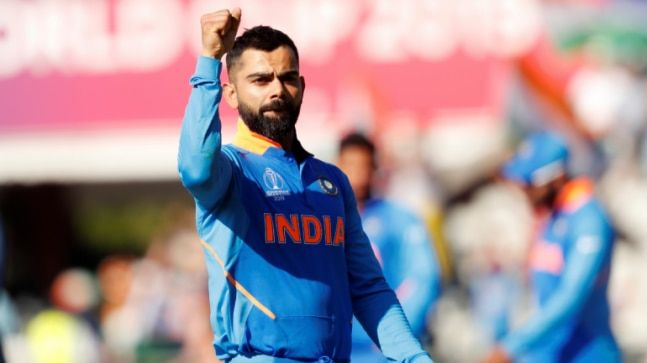 Virat Kohli Creates World Cup History For India World Cup Virat Kohli History