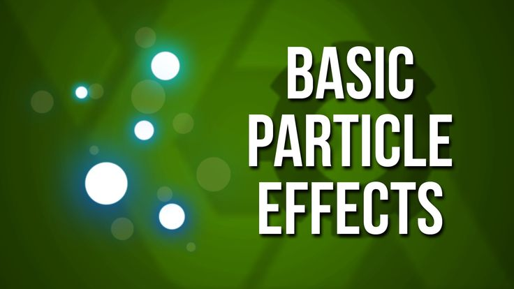 Game Maker Studio: Particle Effects Tutorial