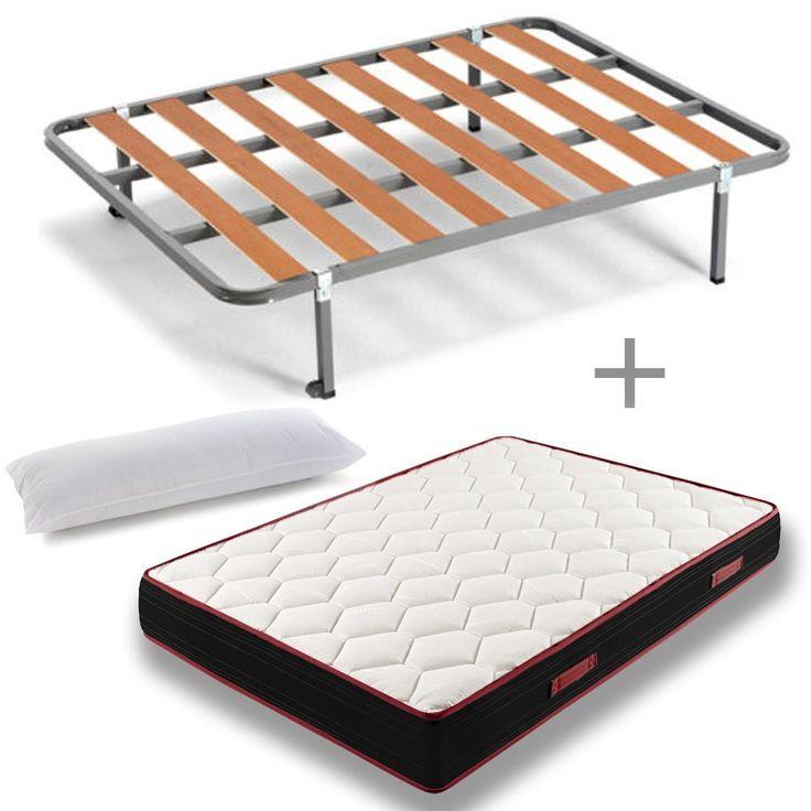 M s de 1000 ideas sobre patas somier en pinterest canape - Patas para camas ...