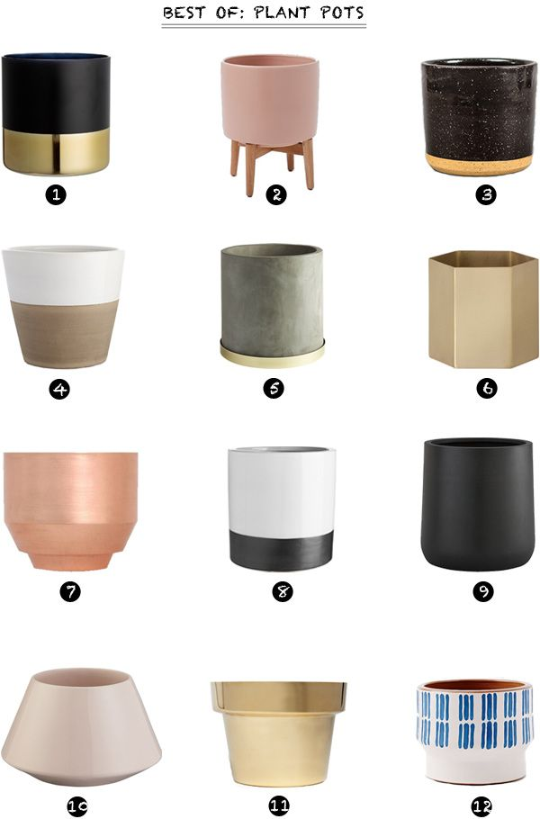 Plant Pots for One and All | a house in the hills | Bloglovin'