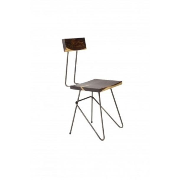 Lowboy Dining Chair Sono/ Iron | Memoky.com