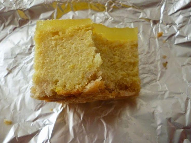 Kuchnia Alicji: Cytrynowy sernik z kaszy jaglanej oraz tofu