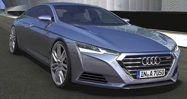 2017 Audi A7 Price and Release - https://twitter.com/HomhaiTeam/status/693282330933338112
