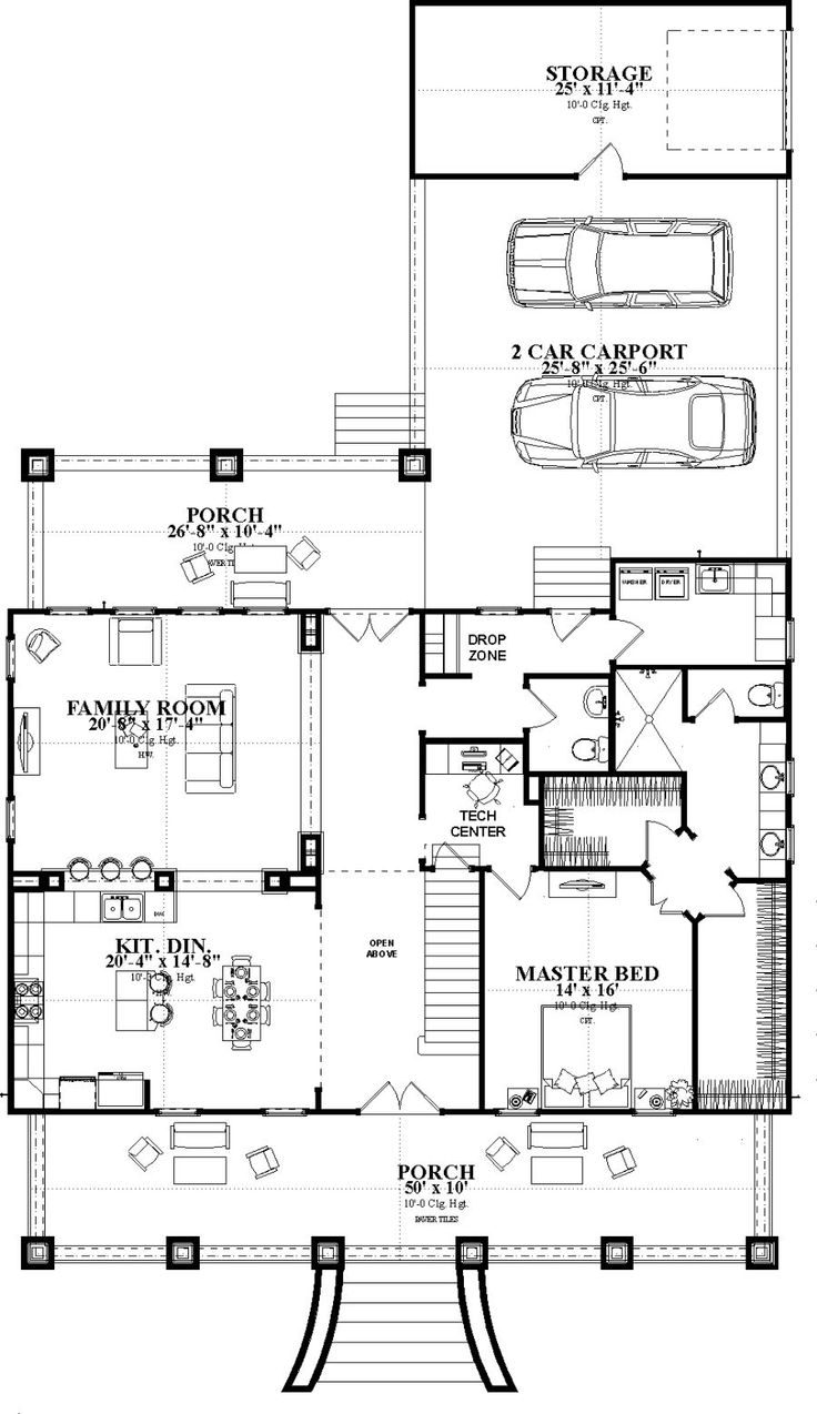 30 best house plans images on pinterest country house plans southern style house plan 3 beds 2 5 baths 2522 sq ft plan 63