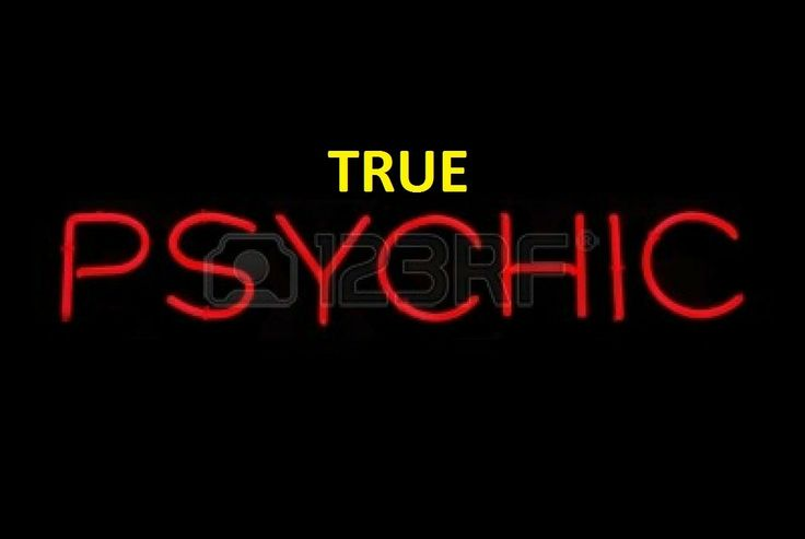 True Psychic : Sue Nicholson