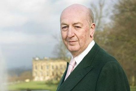 #46- Peregrine Cavendish, 12th Duke of Devonshire