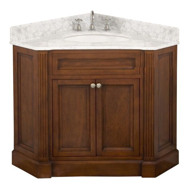 Corner Bathroom Vanity Cabinet Bathrooms House Ideas Pinterest Kitchen Designs Vanities