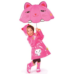 Pre-order Kidorable Rainwear with our fantastic Special Offer!!!    Pre-order any matching set of Kidorable rainwear(raincoat, rainboots, umbrella and backpack) for the fantastic price of £49.99!!!!*    Various styles and sizes available** - please visit our website www.victoriasbabyboutique.co.uk to view all styles.    Raincoats available in ages 1-3 yrs, 3-4 yrs, 4-5 yrs and 5-6 yrs. Rainboots available in sizes 4 through to 12.    Offer ends 25/11/12