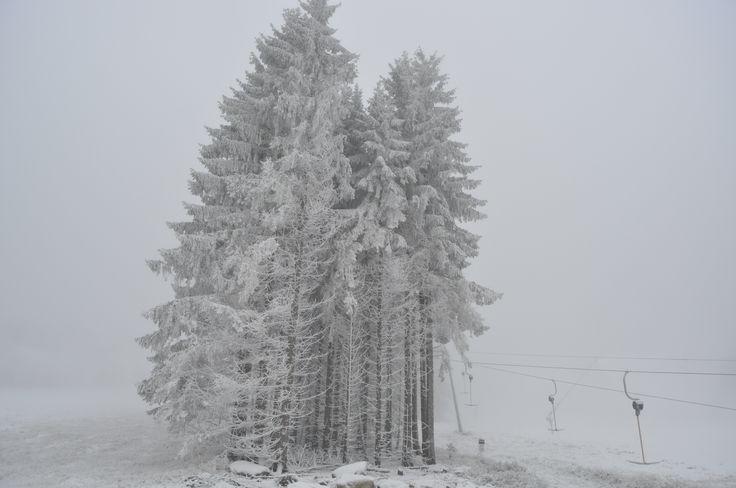 #Braunlage am #Wurmberg im #Winter