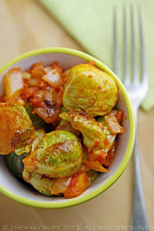 Wondering hot to cook Brussels sprouts? This quick recipe for sautéed Brussels sprouts with Nduja and preserved lemons is hot, spicy and irresistible.