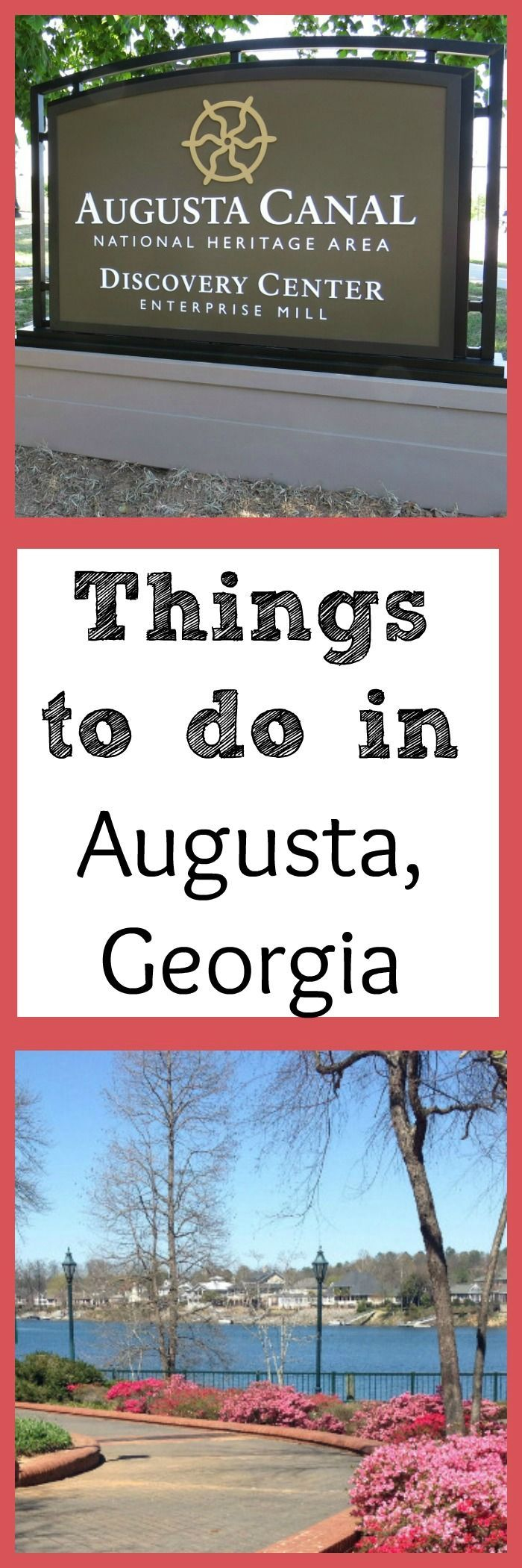 Looking for something fun to do in Augusta? This list is full of fun things to do in things to do in Augusta, Georgia whether you live there or taking a day trip.  via @debitalks