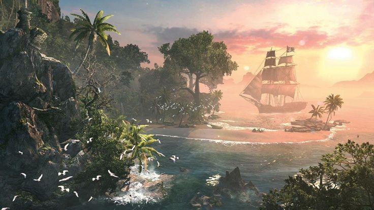 Assassins Creed 4 Black Flag Widescreen HD Gameplay | Game HD Wallpaper